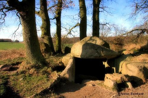 Großsteingrab aus der Steinzeit; Bildquelle: © Marco Barnebeck / PIXELIO
